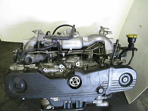 99 00 01 02 03 Subaru Forester Engine Oem 2 5l Automatic Pick Up Only Ej25