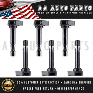 High Quality Pack 6 Ignition Coils For 99 09 Honda Acura V6 3 0 3 2 3 5l Uf242