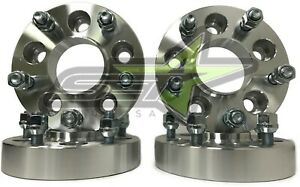 4 Jeep Jk Wheel Spacers 5x5 Hubcentric 1 5 Inch 38mm Rubicon Wrangler 5x127
