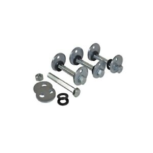 Specialty Products 87500 4pc Set Front Camber caster Adjustment Bolts For Ranger