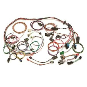 Painless Performance 60101 Tbi Fuel Injection Wiring Harness For Corvette Camaro
