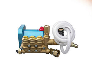 Pressure Washer Pump Plumbed Cat 4ppx30gsi 2 7 Gpm 3000 Psi 3400 Rpm