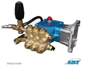 Pressure Washer Pump Plumbed Cat 66ppx40gg1 4 Gpm 4200 Psi Vrt3 310ez