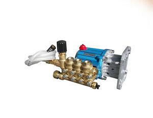 Pressure Washer Pump Plumbed Cat 67dx39g1i 3 9 Gpm 4000 Psi 3400 Rpm