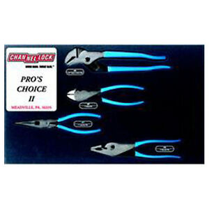 Channellock 4 Piece Pro S Choice Ii Tool Gift Set Pc 2