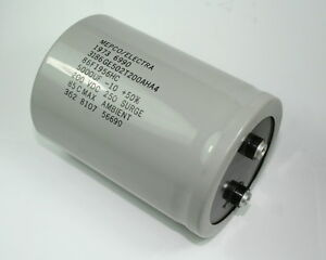 5000uf 200v Large Can Power Electrolytic Aluminum Computer Capacitor Dc Mfd