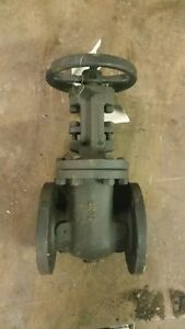 Crane 3 Fire Main Gate Valve 467