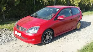 Honda Civic Ep3 Ep Si 2001 05 Breaking For Spare Parts Wheel Nut Type R K20a2