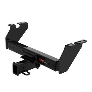 Curt Class 3 Multi fit Trailer Tow Hitch 13900 With 2 Receiver Universal Fit