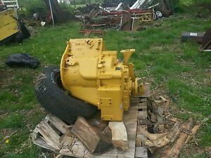 Caterpillar 518 Log Skidder Transmission
