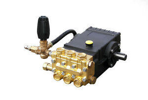 Pressure Washer Pump Plumbed Hp Hp4040 4 Gpm 4000 Psi Vrt3 310ez