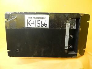 Amat Applied Materials 0010 09181 Dc Power Supply Precision 5000 Damaged Used