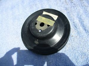 Nos Oem Ford 1968 1969 1970 1971 Galaxie 68 Torino Fairlane Water Pump Pulley