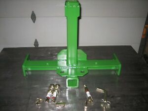 3 Three Point Combo Hitch John Deere Green Imatch Compatible With All Pins Inc