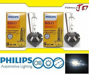 Philips Hid Xenon Bulb D2s Head Light Replacement High Low Beam Plug Play Lamp