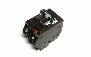Wadsworth Quad Circuit Breaker B2020 120 240v chip Yh 420n