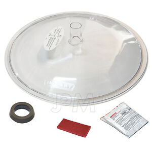 Clear Top Lid For Hobart Hcm 450 New 292797