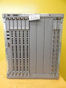 Bay Networks Model 5000 14 Card Slot Ethernet Web Host Used Untested As is
