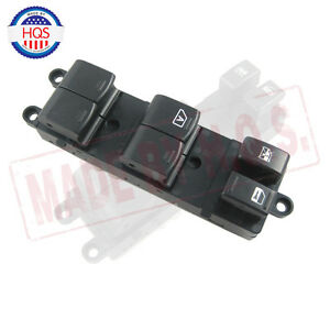 New Electric Power Window Master Switch For 2005 2007 Nissan Pathfinder 4 0l V6