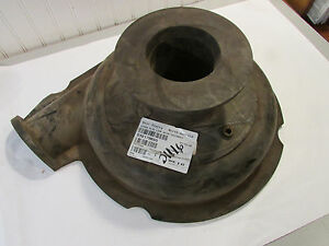 Weir Slurry Warman Pump Cover Plate Liner D3017mr55 Unused