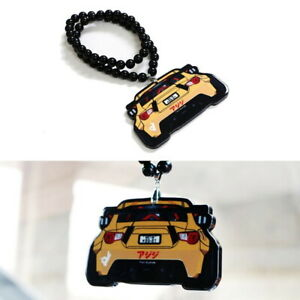 Rearview Mirror Hanging Charm Dangle Pendant Ornament For Scion Frs Subaru Brz