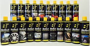 Auto Detailing Products Detailing Sample Kit Biotech 21 Products