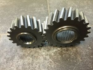 Underground Racing Lamborghini Gallardo Billet Transmission 300m Drop Gears