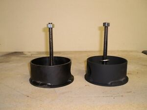 S 10 Front Air Bag Cups Upper Cups Only 2 5 Height