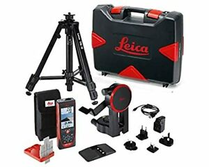 Leica Disto S910 Pro Package 806677 With Fta360 s Adapter And Tri 70 Tripod