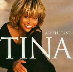 TINA TURNER ALL THE BEST NEW CD $14.72