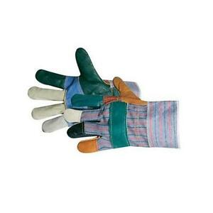 Gu3118 Silverline Furniture Rigger Gloves One Size Diy Safety And Workwear Tool