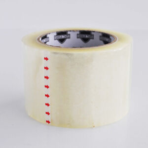 Clear Packing Tape 6 X 72 Yards 2 0 Mil Carton Sealing Tapes 12 Rolls