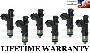 Upgrade Genuine Bosch 6x Fuel Injectors For Nissan Frontier Xterra Frontier 4 0