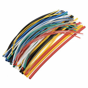 5 Size 70pcs Assortment 2 1 Heat Shrink Tubing Tube Sleeving Wrap Wire Cable Kit
