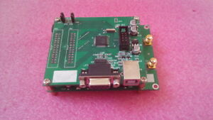 Ad9910 Module 1g Dds Development Board Rf Signal Source Support Offical Software