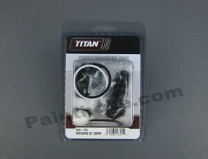 Titan Speeflo 800 730 Or 800730 Repacking Kit Oem