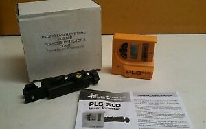 Pls Laser Level Sld Detector Pls 360 90 180 Line Receiver
