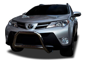 Broadfeet A Bar Front Bumper Guard Protector For Toyota Rav4 2013 2017 Stainless