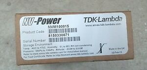 Tdk lambda Nvm100015 12v Ac dc 180w Medical Power Supply