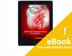 2015 Advanced Cardiovascular Life Support acls Provider Ebook