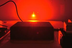 638nm 4w Red Laser Module analog Modulation tight Beam Design High Power Out