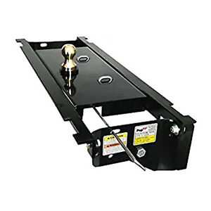 Popup 108 Gooseneck Ball Towing Hitch For Ford F 250 F 350 F 450 Super Duty
