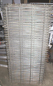 Stainless Steel Wire Grid Shelves Oven Rack Pallet Decking 78 X 38