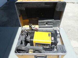 Agl Beamer Laser Level Interior Laser System In Hard Box