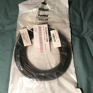 Pomona Solid X ray Detector Cable Bnc Male Cable With Molded Strain Relief