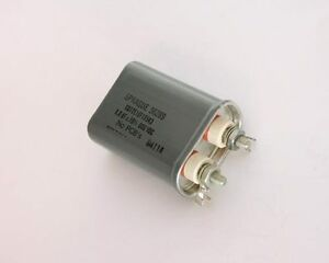 1uf 600v High Voltage Paper polyester Foil Capacitor 1mfd 600vdc Sprague
