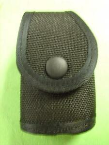 Nylon Pager Glove Or Cell Holder Box With Black Snap