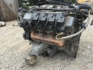 2003 2006 Mercedes benz W220 S430 4 matic 4x4 Engine Motor 124k Mile Smooooth