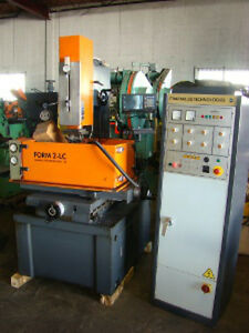 Charmilles Form 2 lc 50 Amp Electrical Discharge Machine