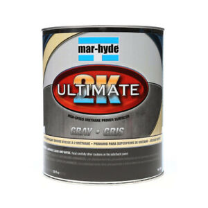 Mar Hyde Ultimate 2k High Speed Urethane Primer Surfacer Gray 1 Gallon 5564